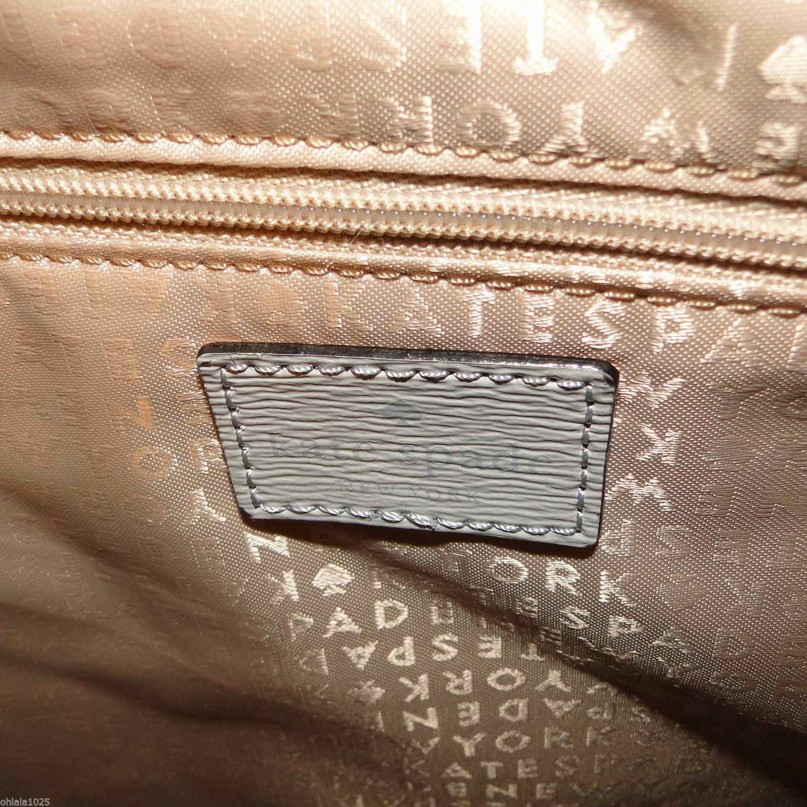 Kate Spade Beacon Court Jeanne Patent Leather Satchel Handbag