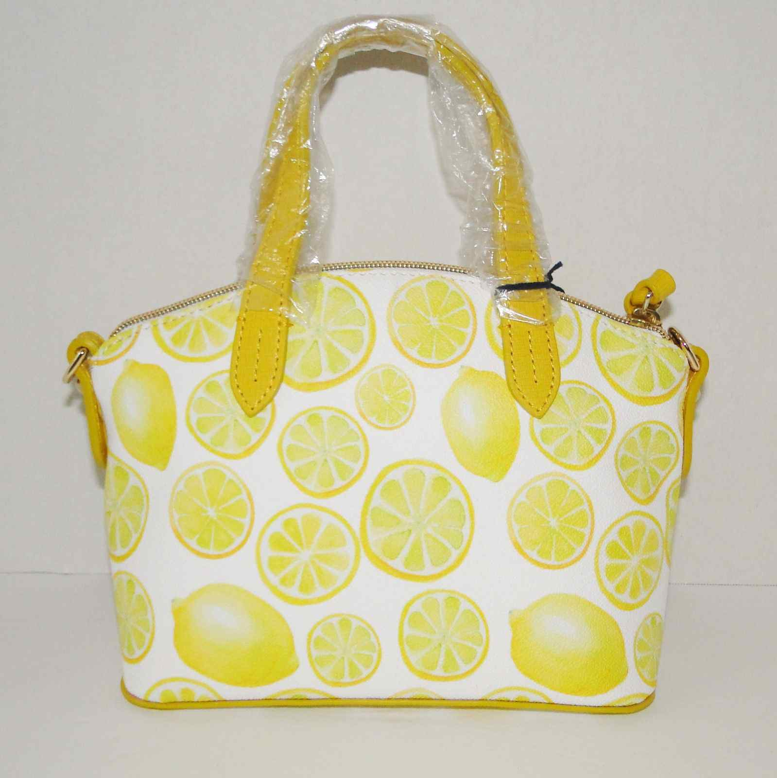 Dooney & Bourke Ruby Limone MINI Crossbody Bag